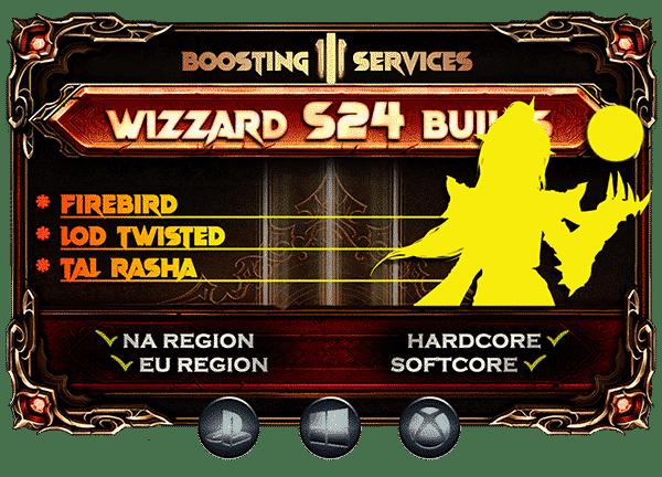 Diablo 3 Boosting Season 24 - Wizzard-min