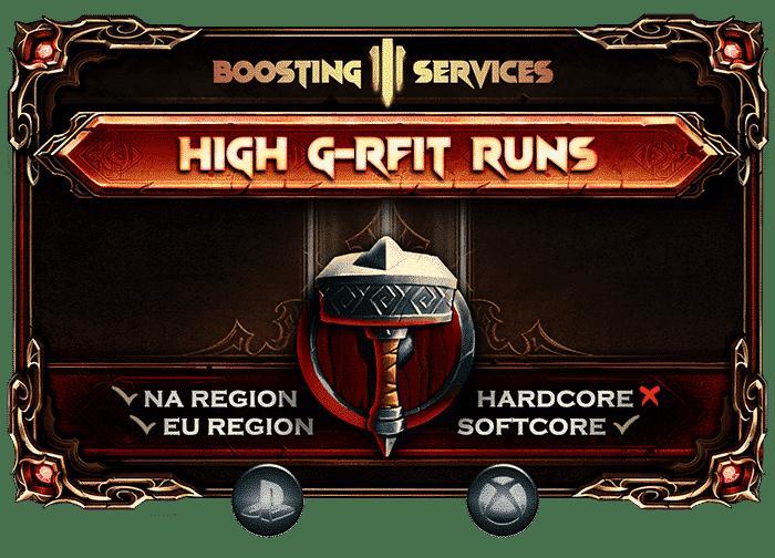 Diablo 3 Boosting Services - High G-Rift Runs PS & Xbox-min