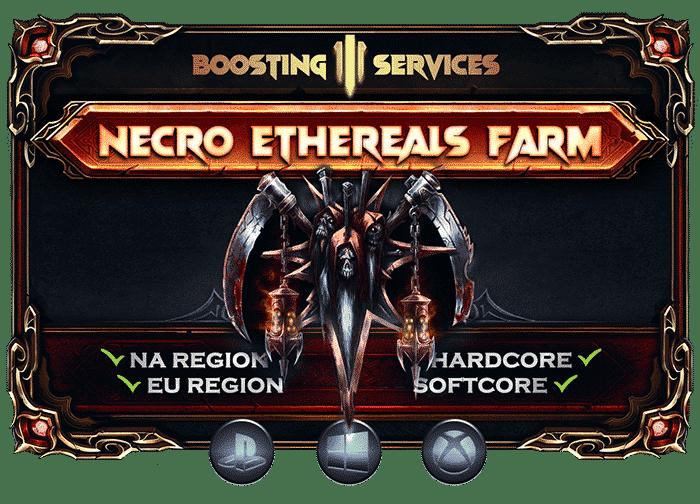 Diablo 3 Boosting Services - Necromancer Ethereals Farm-min