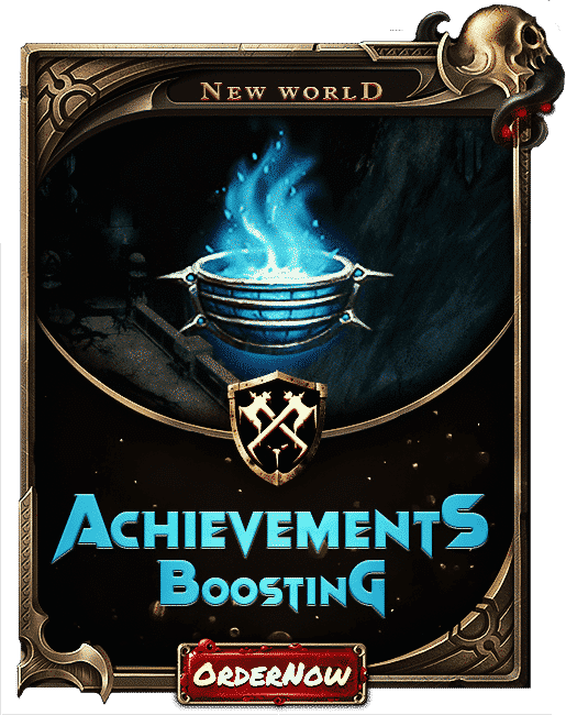 New World Boosting - Achievements-min