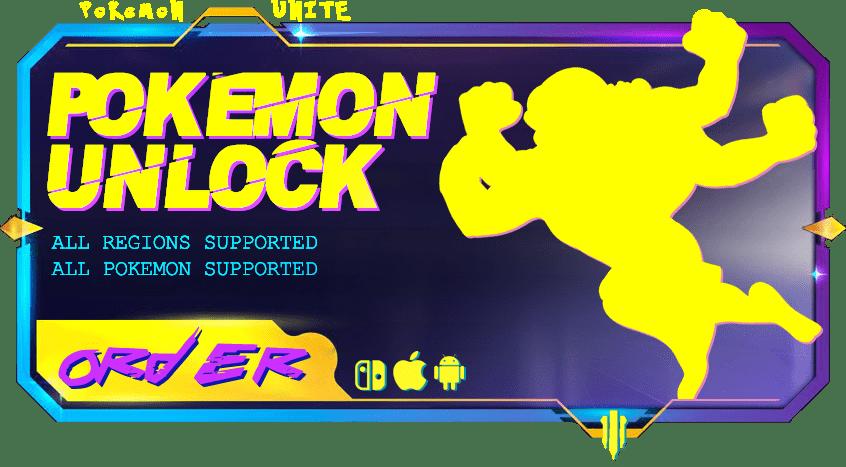 Pokemon Unite Unlocks-min
