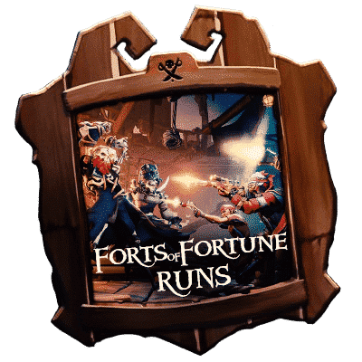 Sea of Thieves Forts of Fortune Runs - Boosting Services-min