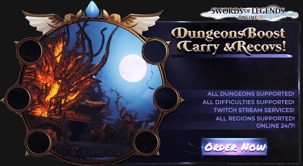 Swords Of Legends Online Boosting - Dungeons Carry-min
