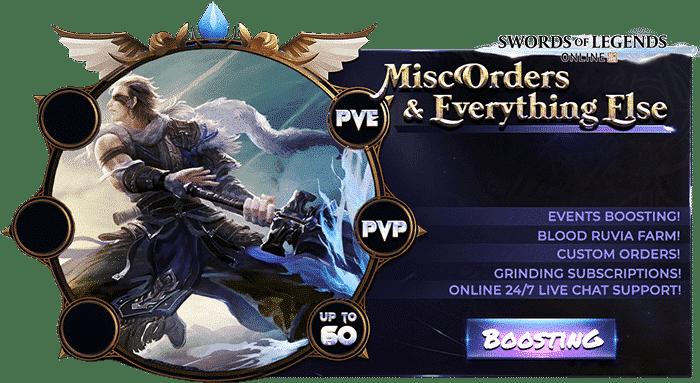 Swords Of Legends Online Boosting - Misc Orders-min