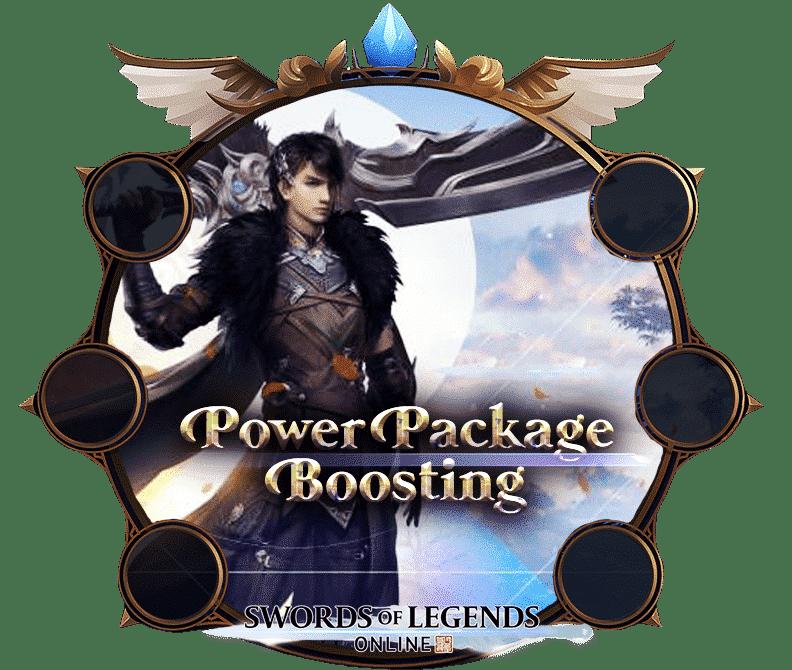Swords Of Legends Online Boosting - Power Package Bundle-min
