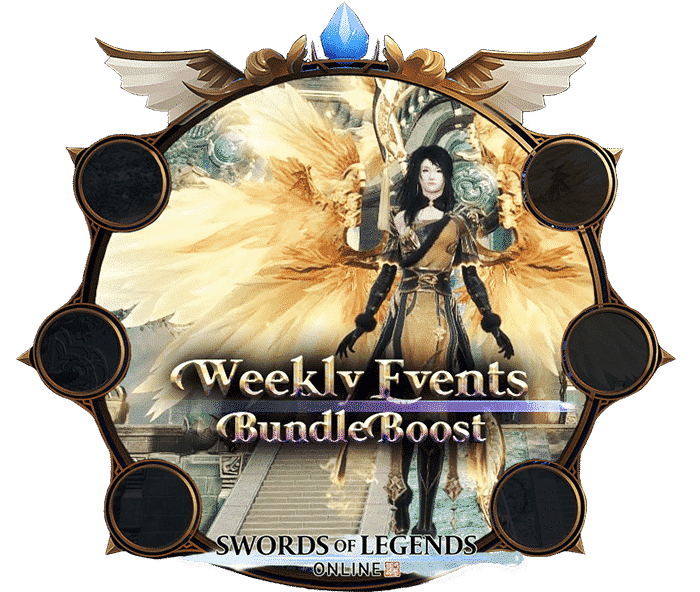 Swords Of Legends Online Boosting - Weekly Events Bundle Boost-min