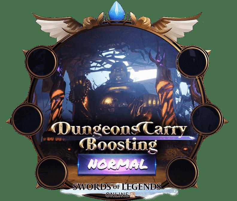 Swords Of Legends Online Dungeons Boosting Carry - Normal-min
