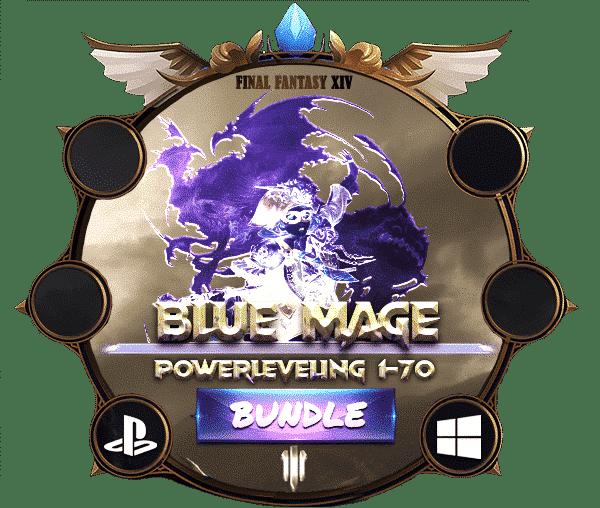 Final Fantasy XIV Boosting - Blue Mage Power Leveling-min