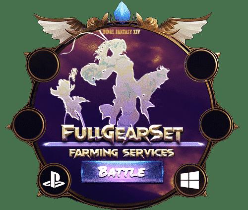 Final Fantasy XIV Boosting Gear Set Farm - Battle Sets D3Hell-min