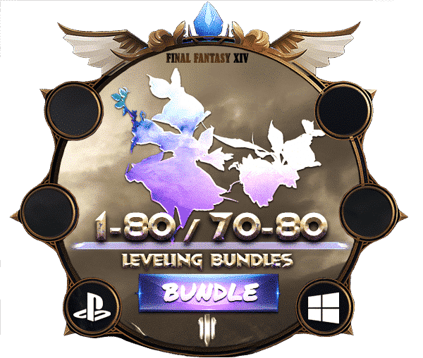 Final Fantasy XIV Boosting - Leveling Discounted Bundles-min