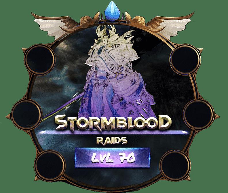 Final Fantasy XIV Boosting Stormblood Raids Carry-min