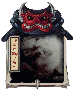 Naraka Bladepoint Chars - Yoto Hime-min