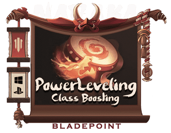 Naraka Bladepoint Powerleveling Services - Class Level Boost-min