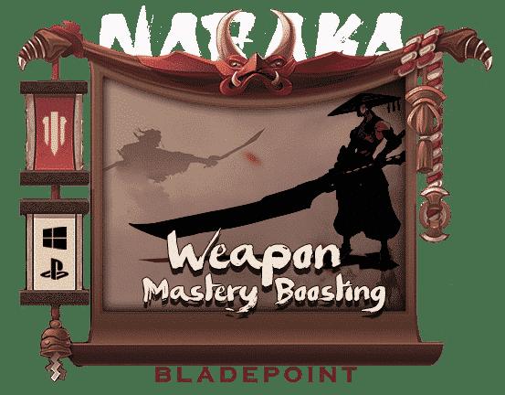 Naraka Bladepoint Weapon Mastery Boost-min