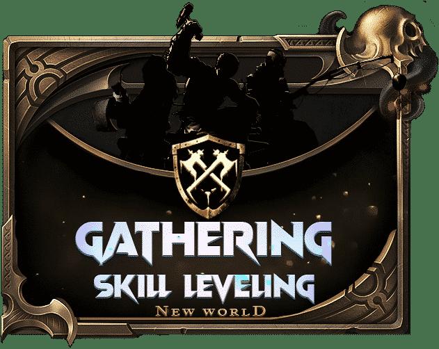 New World Gathering Skill Boosting-min
