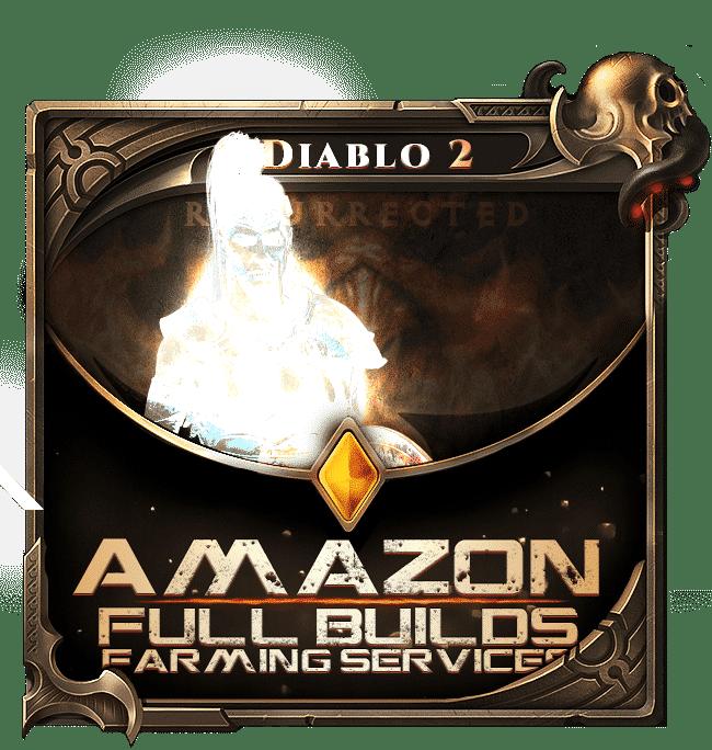 Diablo 3 Resurected Full Builds farm - Amazon-min