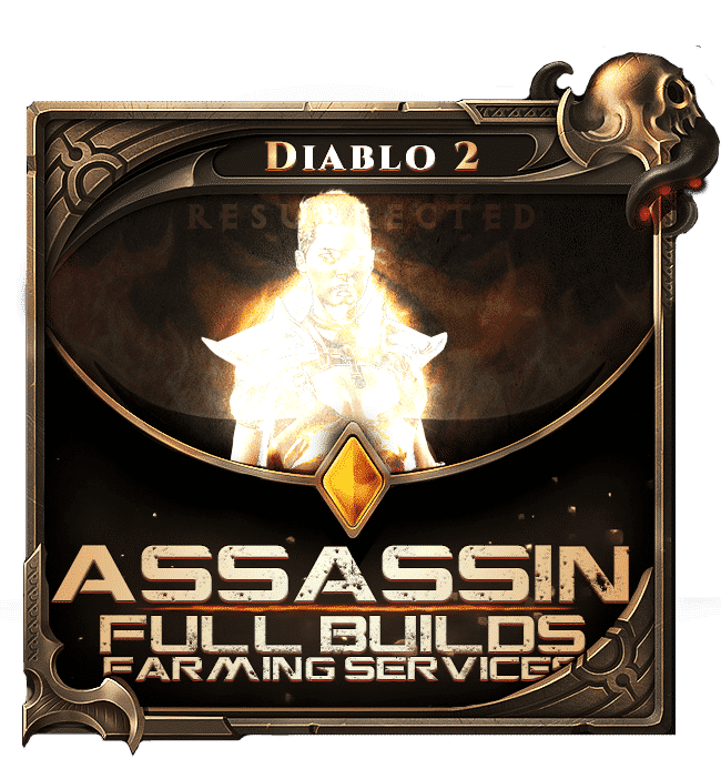 Diablo 3 Resurected Full Builds farm - Assassin-min