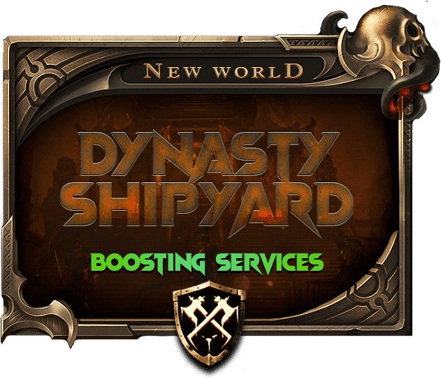 New World Dynasty Shipyard Carry Boosting Services-min