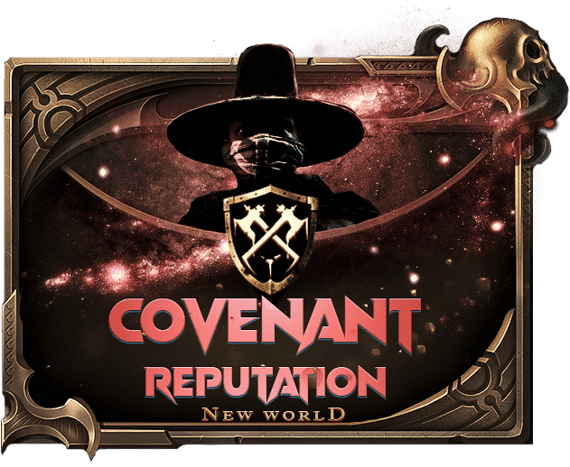 New World Reputation Boost - Buy Covenant Reputation-min